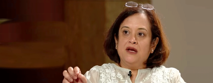 The first woman head of Intel India and president of NASSCOM, Debjani asserts that there is nothing wrong with being ambitious.