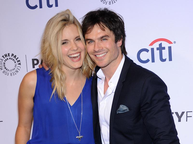 Is nina dobrev dating ian somerhalder yahoo