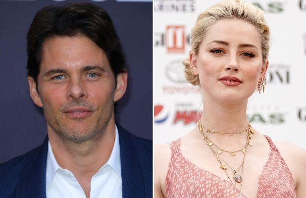 Amber Heard and James Marsden to Star in Stephen King Adaptation 'The Stand' on CBS All Access