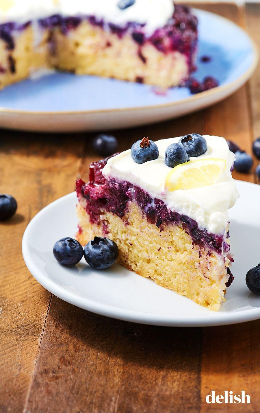 """<p>Why should pineapple have all the fun?</p><p>Get the recipe from <a href=""""https://www.delish.com/cooking/a26963418/blueberry-lemon-upside-down-cake-recipe/"""" rel=""""nofollow noopener"""" target=""""_blank"""" data-ylk=""""slk:Delish"""" class=""""link rapid-noclick-resp"""">Delish</a>.</p>"""
