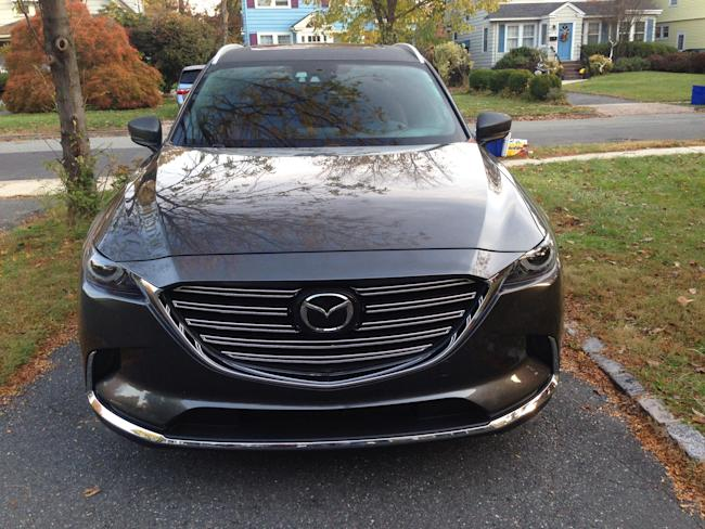 the mazda cx 9 is a terrific stylish family suv with just a. Black Bedroom Furniture Sets. Home Design Ideas