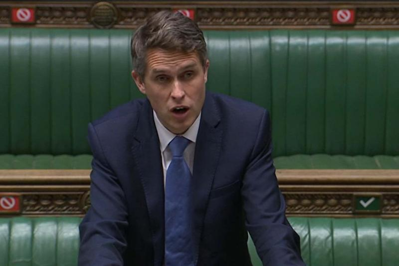 Education Secretary Gavin Williamson has said that a staggered approach is a best way to avoid the spread of Covid-19 (PA)