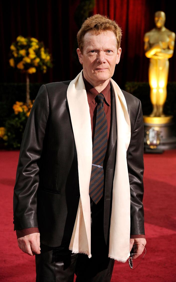 Aerialist Philippe Petit from ' Man on a Wire' arrives at the 81st Annual Academy Awards held at Kodak Theatre on February 22, 2009 in Los Angeles, California. (Photo by Frazer Harrison/Getty Images)