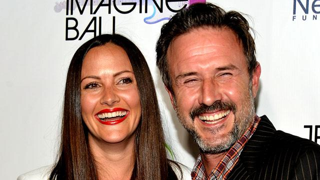 David Arquette and Christina McLarty Are Married!