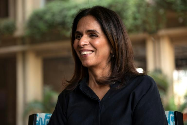 Fashion designer Anita Dongre has stores in India and New York, multiple clothing brands and a global celebrity following