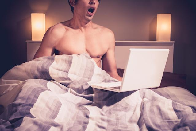 According to the study, masturbation could help boost workplace productivity [Photo: Getty]
