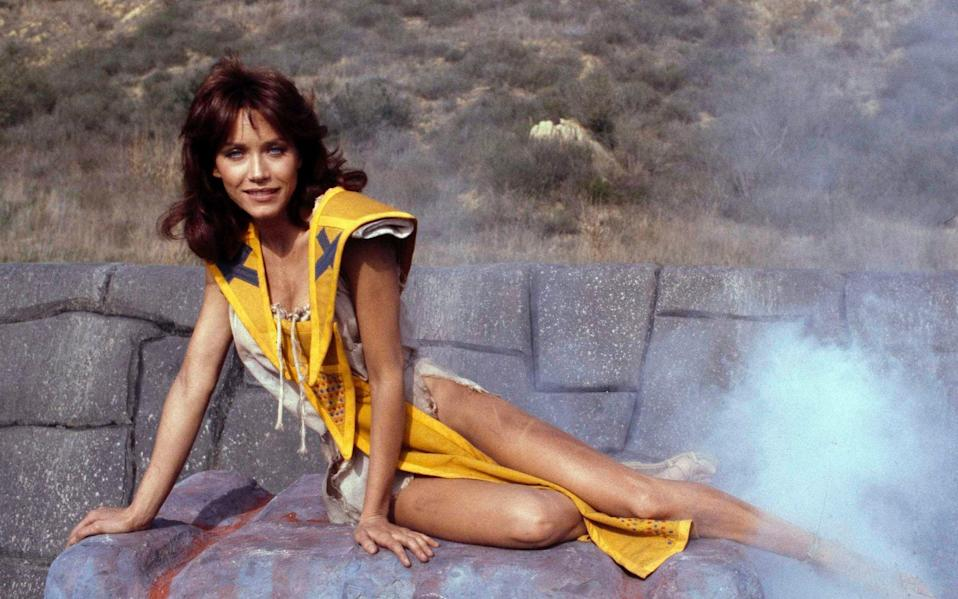 Tanya Roberts in The Beastmaster - AP