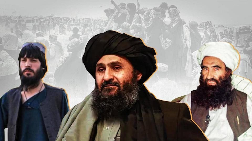 These top Taliban leaders are now running Afghanistan
