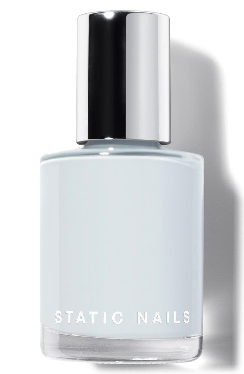 """<p><strong>Static Nails Liquid Glass Nail Lacquer in Cotton Candy</strong></p><p>nordstrom.com</p><p><strong>$16.00</strong></p><p><a href=""""https://go.redirectingat.com?id=74968X1596630&url=https%3A%2F%2Fwww.nordstrom.com%2Fs%2Fstatic-nails-liquid-glass-nail-lacquer%2F5465525&sref=https%3A%2F%2Fwww.harpersbazaar.com%2Fbeauty%2Fnails%2Fg35740991%2Ffall-2021-nail-trends%2F"""" rel=""""nofollow noopener"""" target=""""_blank"""" data-ylk=""""slk:Shop Now"""" class=""""link rapid-noclick-resp"""">Shop Now</a></p>"""