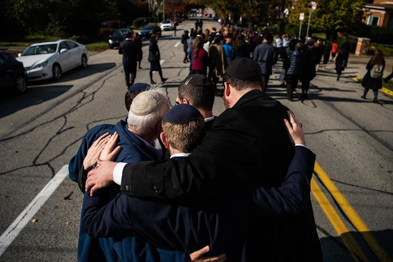 I Am the Rabbi of Tree of Life Synagogue. Here Is a Simple Thing We All Can Do to Help Stop the Next Christchurch
