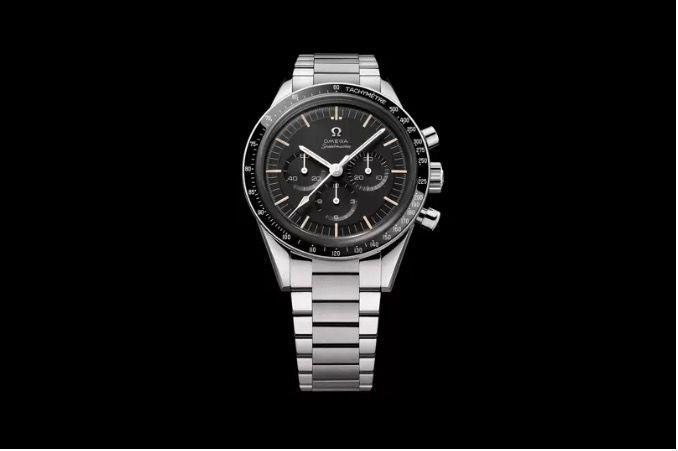 """<p><a class=""""link rapid-noclick-resp"""" href=""""https://www.omegawatches.com/en-gb/watch-omega-speedmaster-moonwatch-chronograph-39-7-mm-31130403001001"""" rel=""""nofollow noopener"""" target=""""_blank"""" data-ylk=""""slk:SHOP"""">SHOP</a></p><p>Omega Speedmaster Moonwatch Chronograph</p><p>Omega had a big 2019, celebrating the 50th anniversary of 'the first watch on the moon', its iconic Speedmaster 'Moonwatch', with a raft of special releases. With 2020 set to be another banner year (Omega sponsors the summer Olympics and is <a href=""""https://www.esquire.com/uk/style/watches/a30146659/omega-seamaster-james-bond-watch-rated/"""" rel=""""nofollow noopener"""" target=""""_blank"""" data-ylk=""""slk:James Bond's timepiece of choice"""" class=""""link rapid-noclick-resp"""">James Bond's timepiece of choice</a>) it hasn't forgone its space connections just yet. Its first release of the decade is a new version of the Speedmaster 'Ed White', named for the astronaut who wore it on America's first spacewalk, in 1965. A justly celebrated piece of design, it is now available in non-limited stainless steel, putting it into orbit of those without the means to hit up the auction houses for an vintage model. </p><p>£11,300; <a href=""""https://www.omegawatches.com/en-gb/"""" rel=""""nofollow noopener"""" target=""""_blank"""" data-ylk=""""slk:omegawatches.com"""" class=""""link rapid-noclick-resp"""">omegawatches.com</a></p>"""