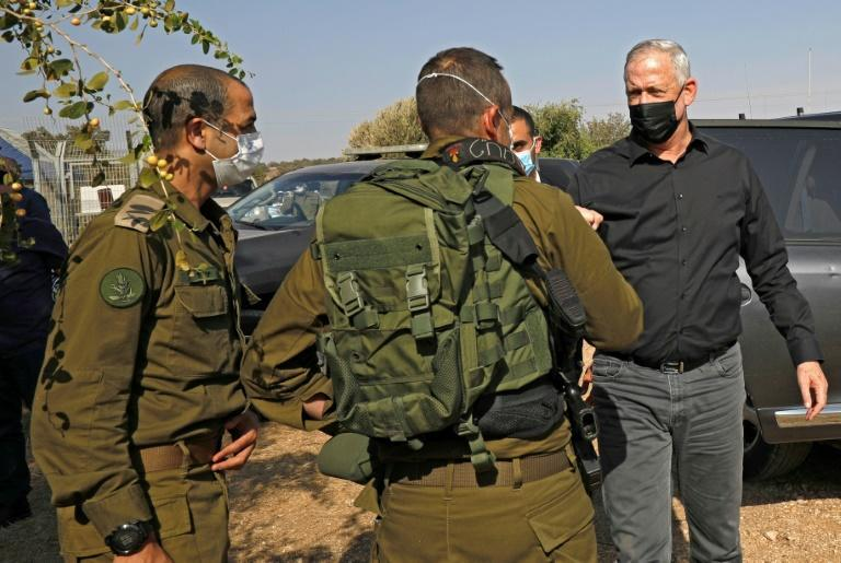Feted and trusted in a country where the army plays a central role, retired military figures like Benny Gantz have reached high public office