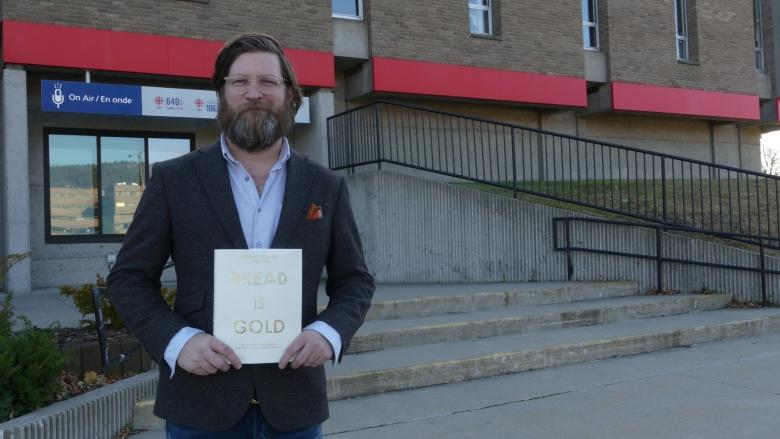 Bread is Gold: Jeremy Charles featured in cookbook with world's top chefs