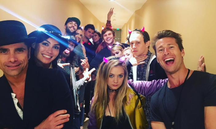 """There was an epic """"American Horror Story"""" and """"Scream Queens"""" party, and we're sad we weren't invited"""