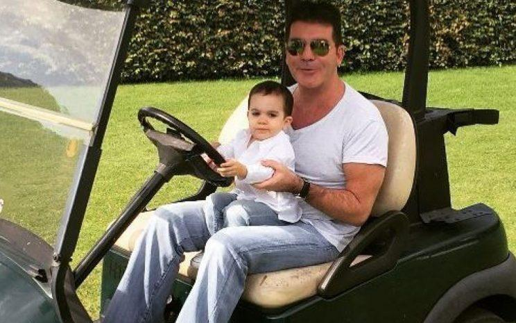 Simon and Eric Cowell/ITV