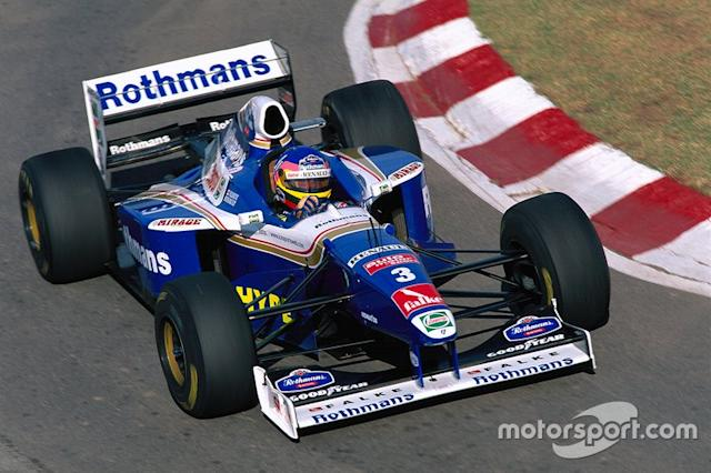 "Jacques Villeneuve - 11 victorias con Williams <span class=""copyright"">Rainer W. Schlegelmilch</span>"