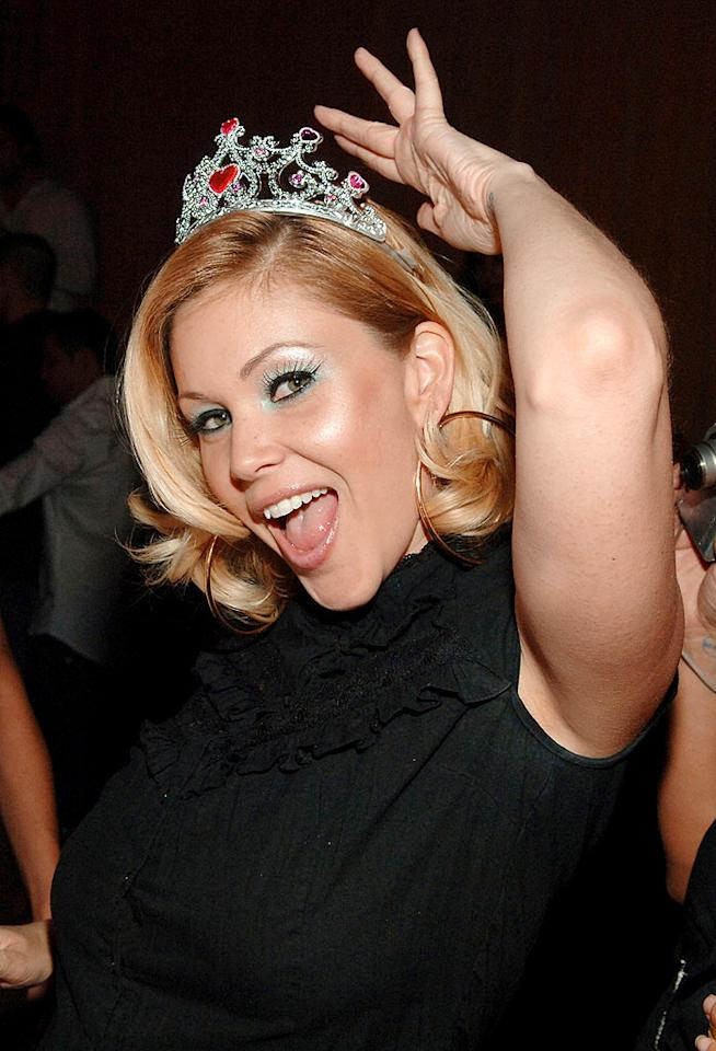 "Former Miss USA Shanna Moakler has some experience when it comes to rocking a tiara. Denise Truscello/<a href=""http://www.wireimage.com"" target=""new"">WireImage.com</a> - March 29, 2008"