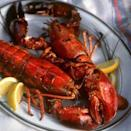 """<p>If you're not squeamish, the lobsters can also be killed by inserting the point of a sharp knife through the cross mark on their backs.<br></p><p>Get the recipe from <a href=""""https://www.delish.com/cooking/recipe-ideas/recipes/a11223/grilled-lobster-mslo0510-recipe/"""" rel=""""nofollow noopener"""" target=""""_blank"""" data-ylk=""""slk:Delish"""" class=""""link rapid-noclick-resp"""">Delish</a>.</p>"""