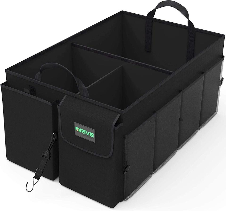 <p>Even your trunk will be in order with this <span>Drive Auto Trunk Organizers and Storage</span> ($26).</p>