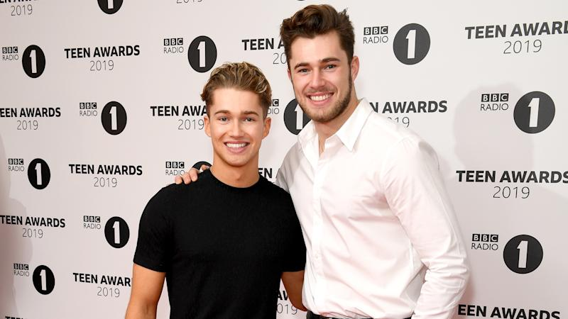 Strictly star AJ Pritchard quits show to be presenter with brother Curtis