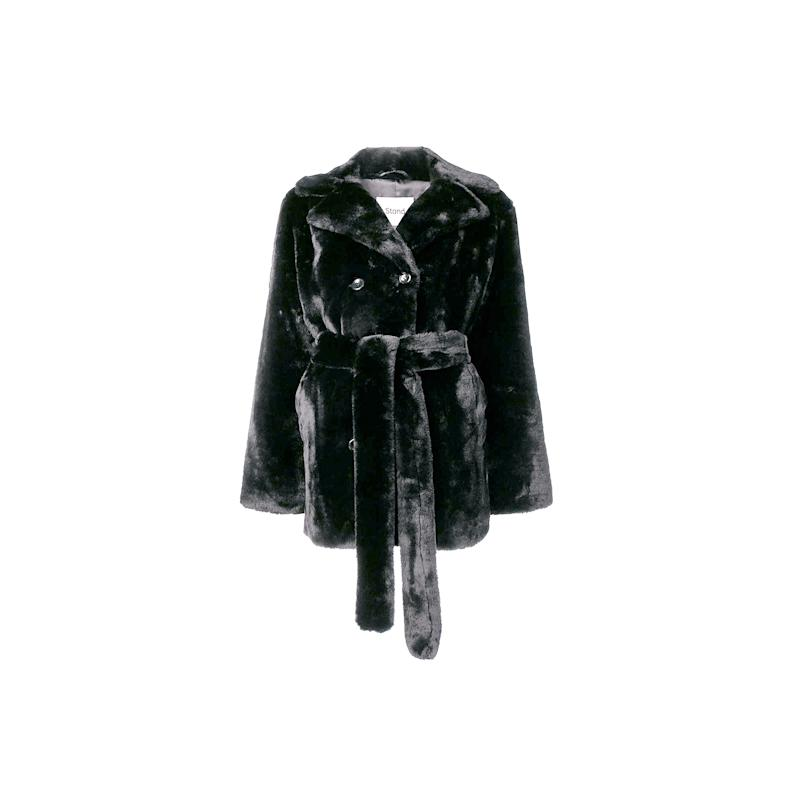 Founded in 2014, Stand makes cool leather pieces and now, faux fur jackets in a wide range of colors and prints. This jacket in particular, fashioned after a peat coat, will keep you warm and toasty this winter. Buy now: Stand jacket, $466, [farfetch.com](https://www.farfetch.com/shopping/women/stand-fausta-jacket-item-13286410.aspx?storeid=10218].