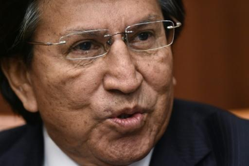 <p>Peru court approves Toledo extradition request</p>