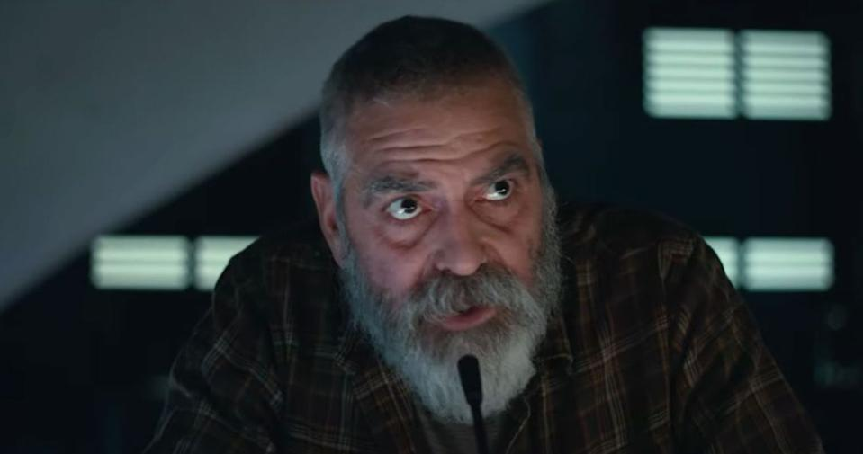 George Clooney in 'The Midnight Sky' (Netflix)