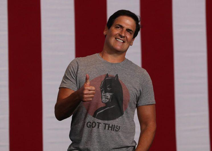 Mark Cuban is here to solve problems. (Getty Images)