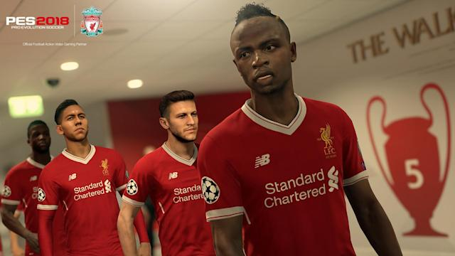 PES 2018: Liverpool fans will have even more to look forward to in Konami's latest addition
