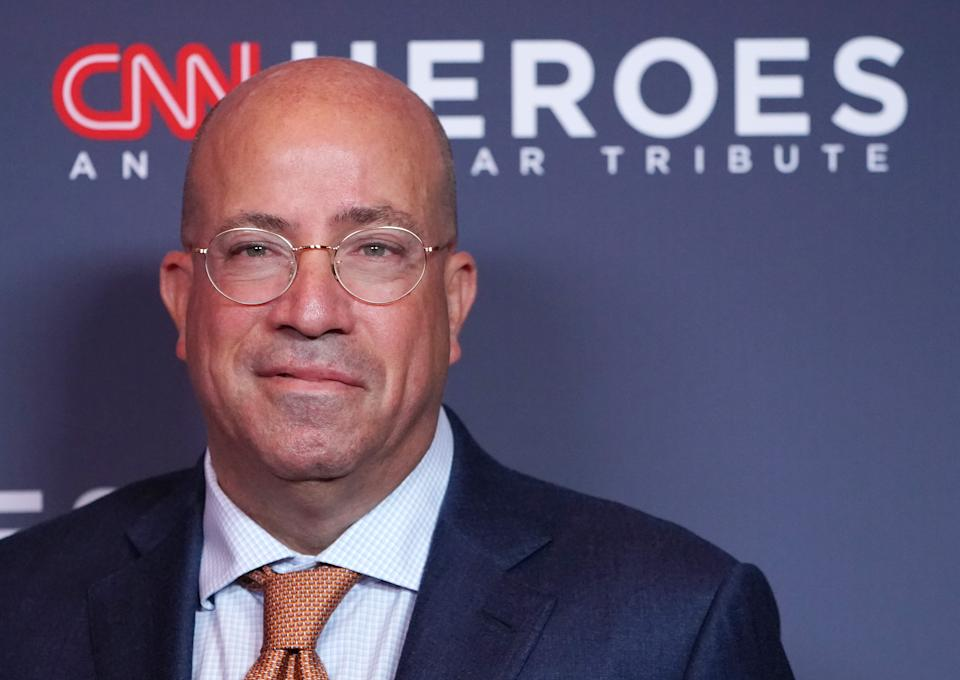 NEW YORK, NEW YORK - DECEMBER 08::  Jeff Zucker attends the 13th Annual CNN Heroes at the American Museum of Natural History on December 08, 2019 in New York City. (Photo by J. Countess/Getty Images)
