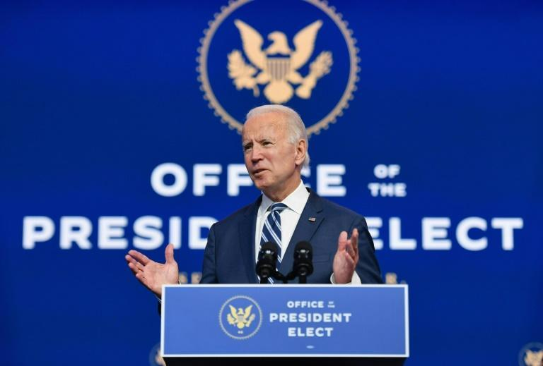 Biden leads by more than five million in the popular vote