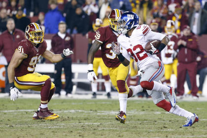 Rueben Randle is ready (we hope) for a greater role in a new offense. (Geoff Burke-USA TODAY Sports)