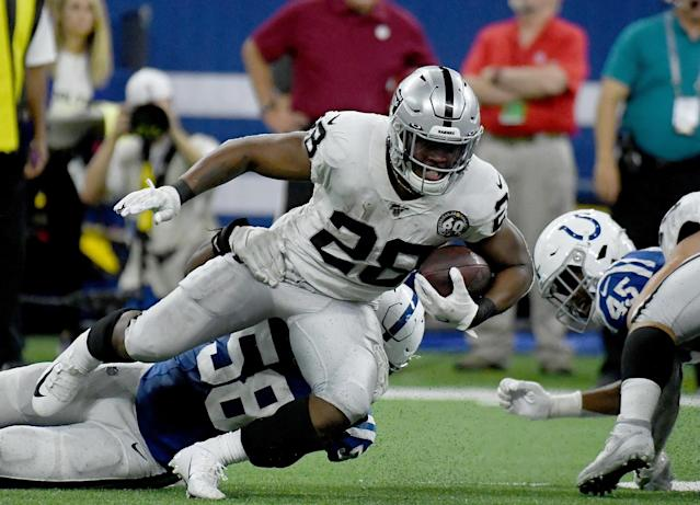 Oakland Raiders 2019 Week 7: 3 best fantasy options