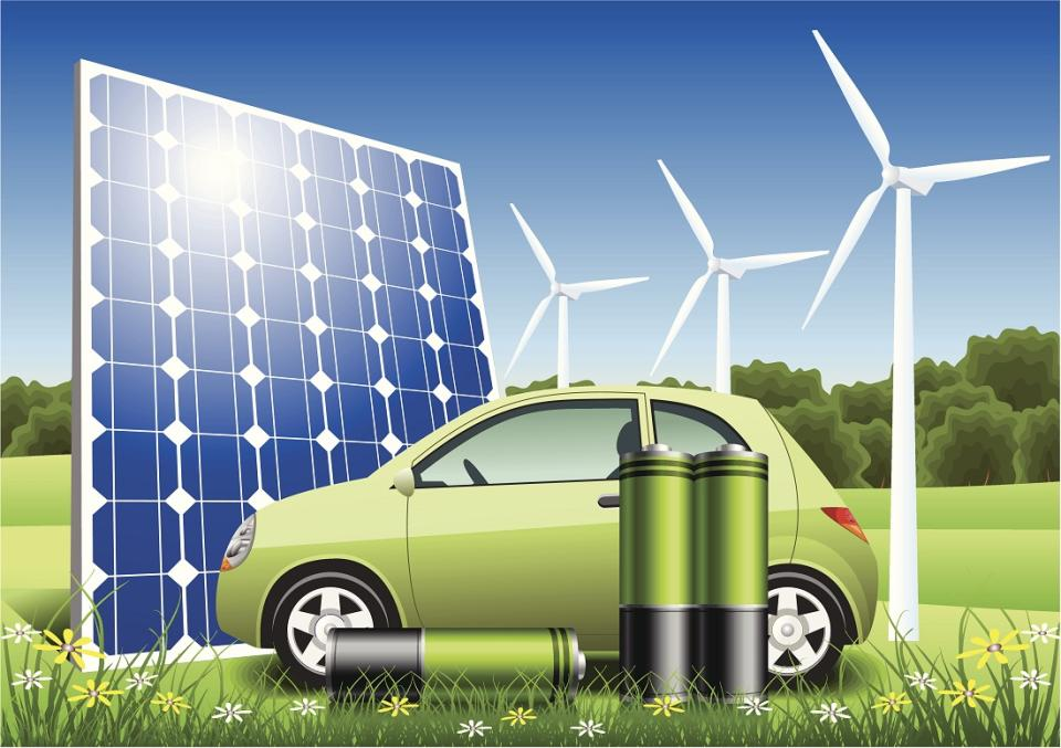If the source of energy to power EVs doesn't come from solar panels, wind turbines or hydroelectric, then their CO2 emissions will be much higher