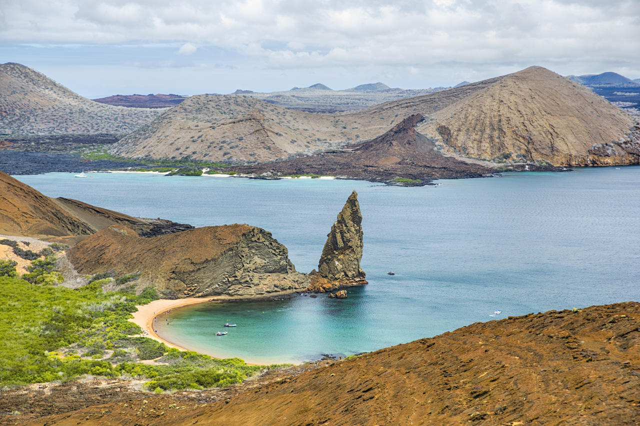 "This archipelago of volcanic islands in the Pacific Ocean is a must-visit place for animal lovers, and is home to a vast array of penguins, pelicans, sea lions and fur seals. <a href=""https://fave.co/32cjsy0"">Book a visit here</a> <em>[Photo: Getty]</em>"