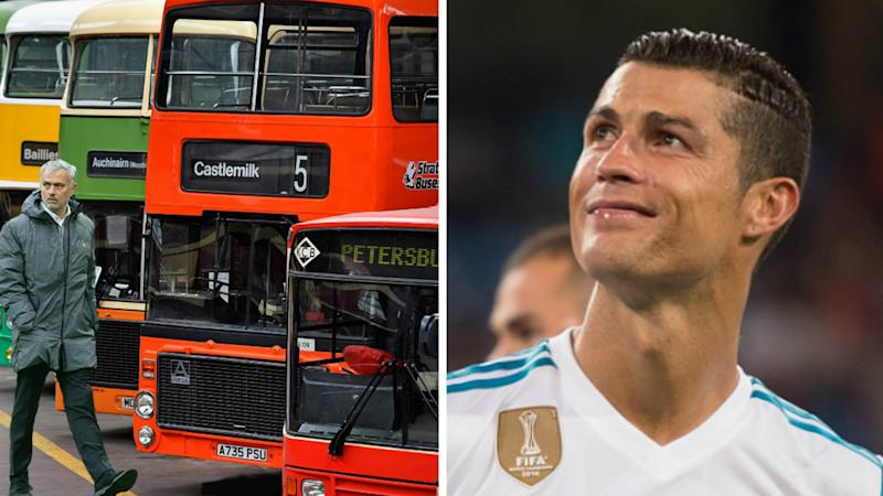 Al Jazira boss jokes he'll borrow two buses from Mourinho to keep out Real Madrid