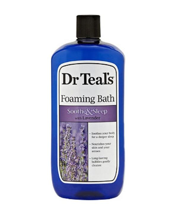 "$6, Dr Teal's. <a href=""https://www.ulta.com/lavender-foaming-bath?productId=xlsImpprod5280425"">Get it now!</a>"