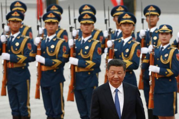 Xi's power on parade as China party congress looms