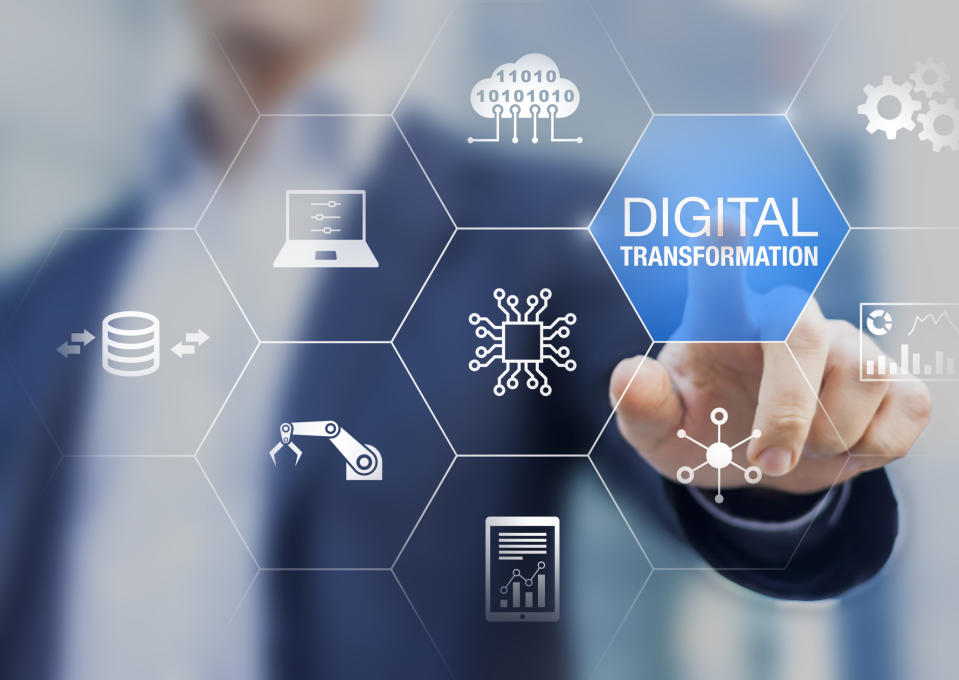 Digital transformation at your fingertips with Lenovo