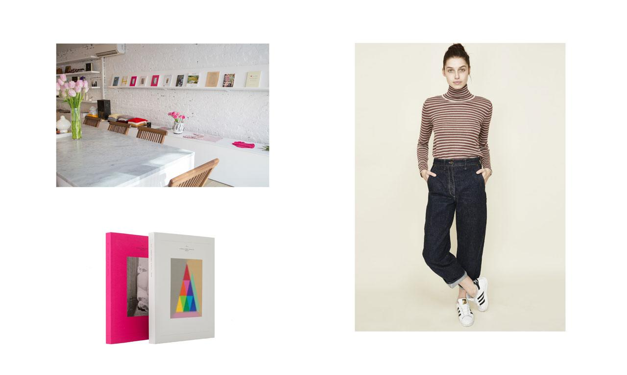 "<p>Hesperios was founded in 2016 by Autumn Hrubý and earlier this year, opened its storefront in New York City, which is part boutique and café. The online store and boutique sell womenswear, menswear, accessories and home decor. Under Hesperios, Hrubý also produces biannual art and a literary and travel publication.<br /><br />Journal, Eudaimonia & Memory (set of 2), $50, <a rel=""nofollow"" href=""https://www.hesperios.com/shop/shop/books/hesperios-journal-eudaimonia-memory-set-of-2/"">hesperios.com</a><br />Susannah Turtleneck, $175, <a rel=""nofollow"" href=""https://www.hesperios.com/shop/shop/hesperios/susannah-turtleneck-solidstripe-1/"">hesperios.com</a> </p>"