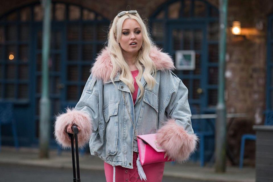 <p>But will she really go? Surely Hollyoaks didn't add her into those opening titles for nothing...</p>