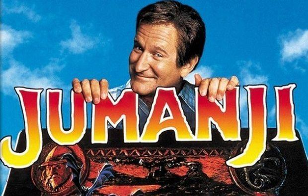 <p><strong><em>Jumanji</em> </strong></p><p>Both the 1995 Robin Williams film and the recent remake with The Rock find this twisted game come to life hidden in Brantford, N.H. </p>