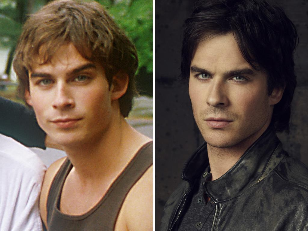 "Ian Somerhalder (2000 ""Young Americans,"" 2012 ""The Vampire Diaries"")"
