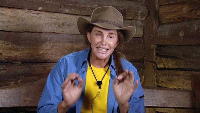 Jenner previously starred on the U.S. version of<em> I'm a Celebrity</em> in 2003. (Photo: ITV/Shutterstock)