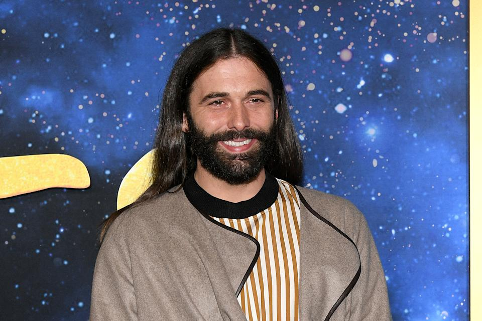 Jonathan Van Ness says his HIV-positive status made him eligible for a COVID-19 vaccine. (Photo: Dia Dipasupil/Getty Images)