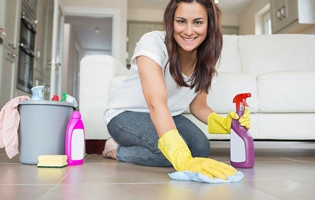 There's a cleaning hack for everything - and we've found some of the best ones. Photo: Getty