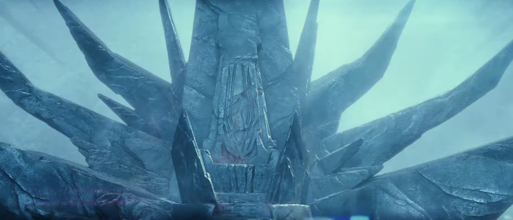 Palpatine's empty throne is briefly glimpsed in the final 'Star Wars: The Rise of Skywalker' trailer. (Photo: Lucasfilm)