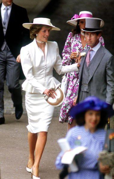 <p>The peplum trend saw a resurgence in the early 2010s, but Diana did it first.</p>