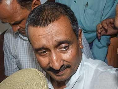 Unnao gangrape case: CBI names BJP MLA Kuldeep Singh Sengar as accused in second chargesheet