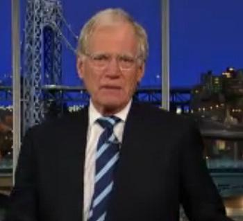 David Letterman on Jay Leno Transition: 'How Will This Affect Me?' (Video)
